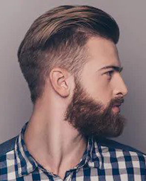 tuns si aranjat barba barbati valcea
