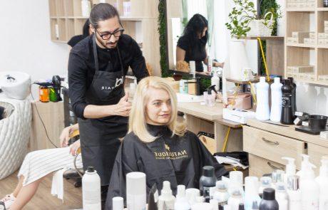 blond rece cu Adrian Henciu