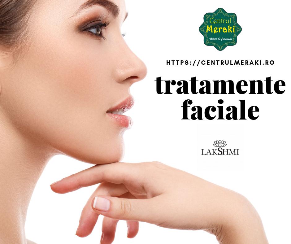 Tratamente Faciale Lakshmi