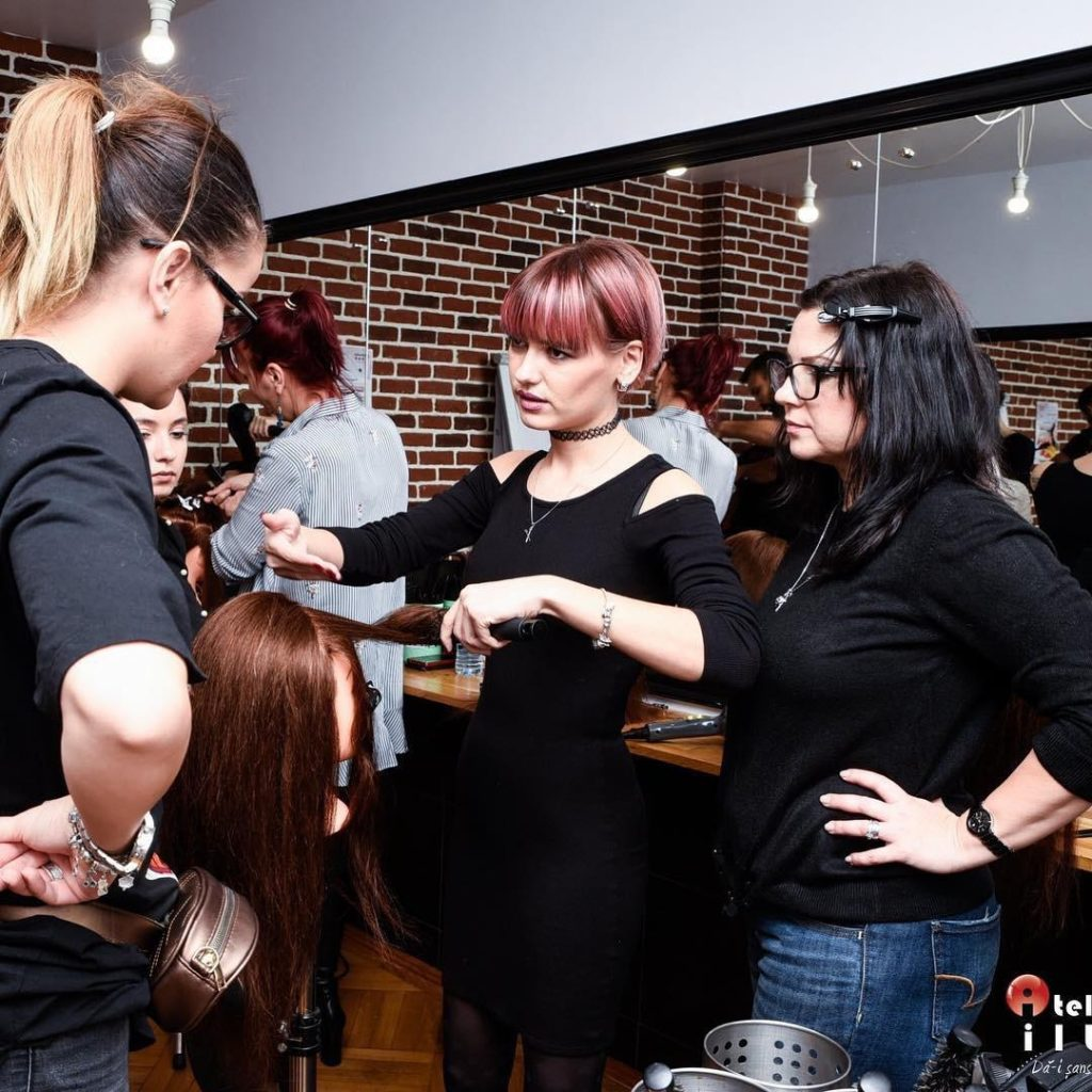 Mihaela Ceornodolea Hair Stylist 4